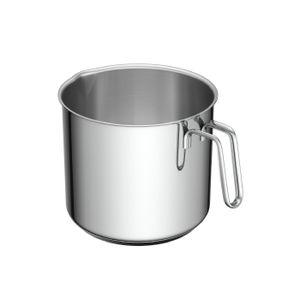 Jarro de Acero Inoxidale Milk Pot 1.92 Lts. - 14 cm