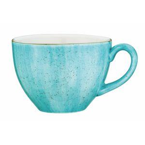 Taza de Té con Plato Aqua - X Unidad
